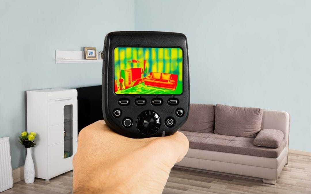 thermal imaging in home inspections detects heat signatures that can indicate problems